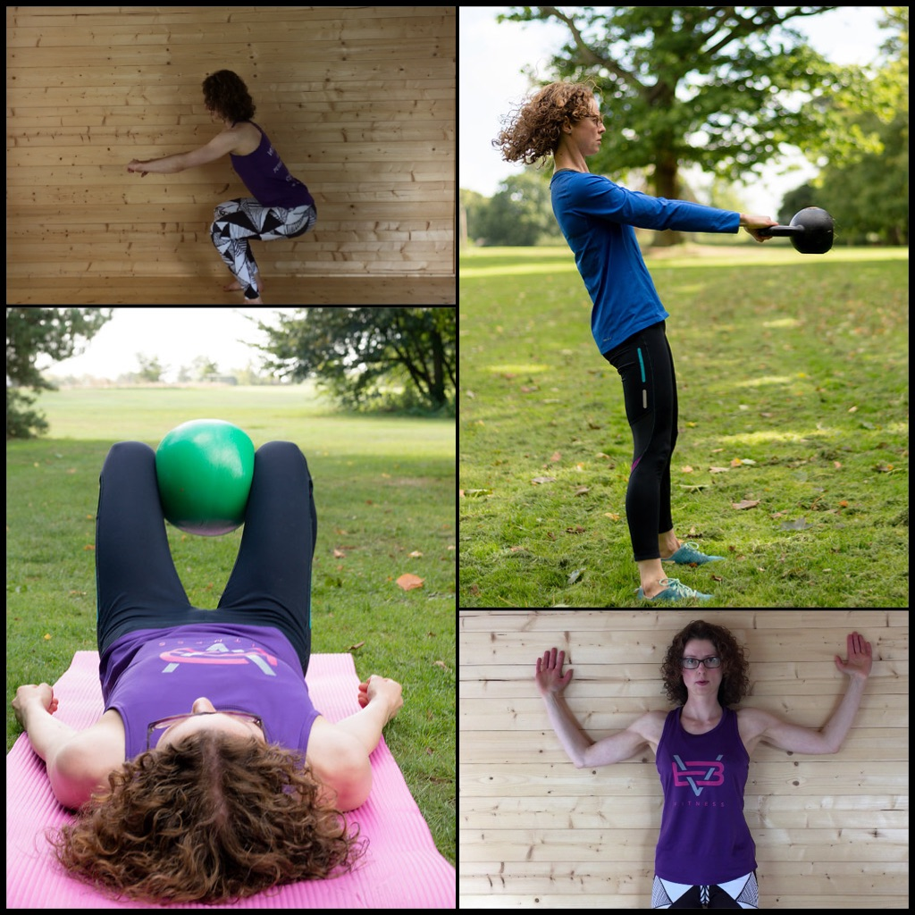 postnatal fitness workouts