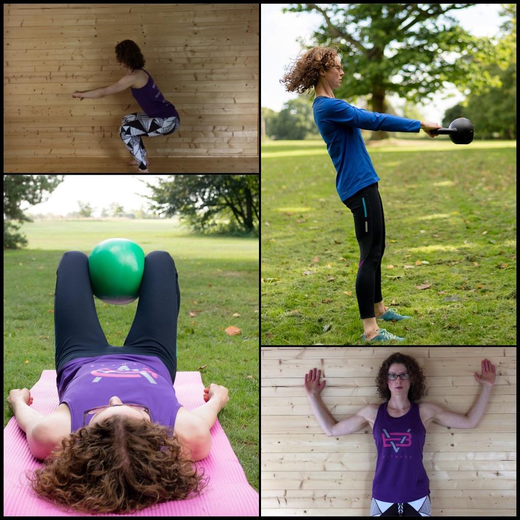 postnatal fitness workouts