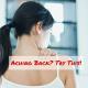 postnatal back ache